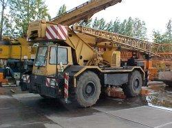 Liebherr LTM 1030 for parts