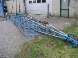 Demag TC 280 jib