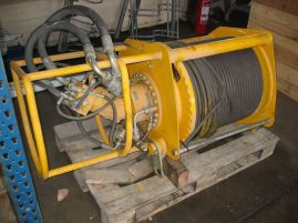 Demag AC 60 winch