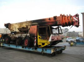 Demag AC 155 for parts