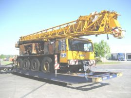 Liebherr LTM 1070 for parts