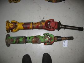 Kessler drive shafts