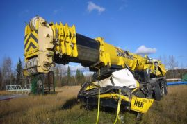 Liebherr LTM 1160-2 for parts