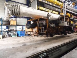 Liebherr LTM 1070-4.2 for parts