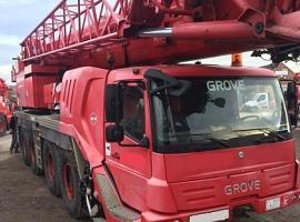 Grove GMK 4100L 2009