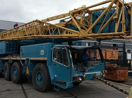 Liebherr LTM 1120/1