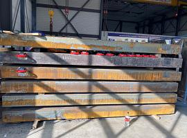 Counterweight 10 Ton Superlift Plates