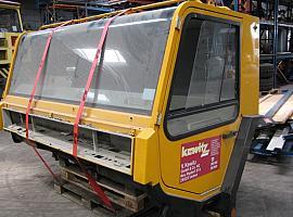 Faun RTF lower cabine