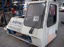 KMK 3050 lower cabine