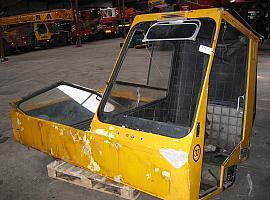 Krupp KMK 2025 lower cabine