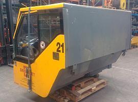 Liebherr LTM 1060/2 lower cabine