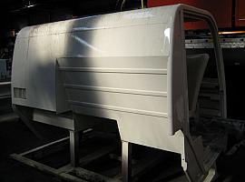 PPM AC 35 lower cab