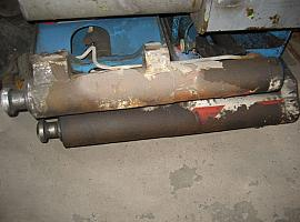 Demag AC 155 outriggercylinders