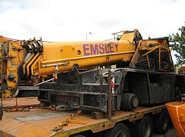 Demag AC 25 for parts