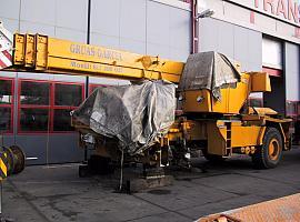 Faun RTF 30 for parts