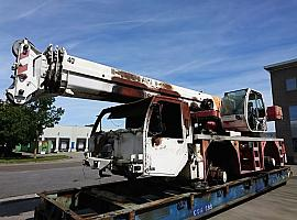 Terex demag AC 35 for parts