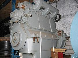 Mercedes OM 366