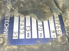 1 sheave 13mm/9t