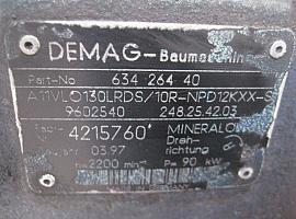 hydro pump AC 205