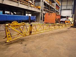 Liebherr LTM 1035-2 jib