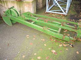 Liebherr LTM 1060 heavy jib