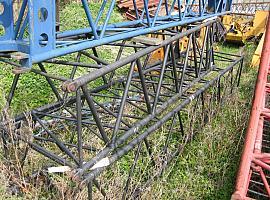 Liebherr LTM 1160 fixed jib