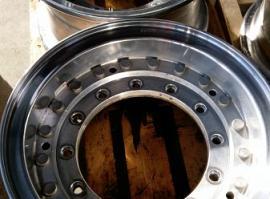 aluminum rims 1600 R 25