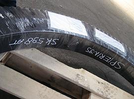 Spierings SK 598 slewring