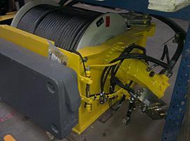 Grove GMK 5170 sec winch
