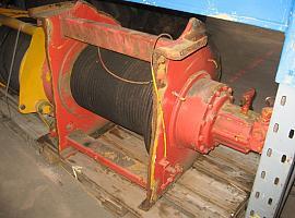 kato NK 350 sec winch