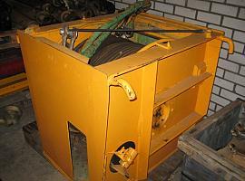 Krupp KMK 5100 sec winch g