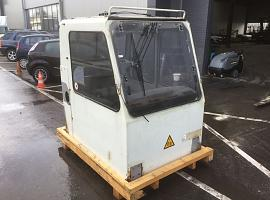 Liebherr LR upper cab