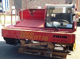 Faun RTF 50-3 lower cab