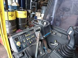 Liebherr LTM 1050-1 upper cab
