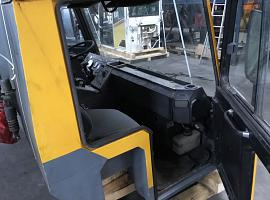 Liebherr LTM 1050-1 lower cab