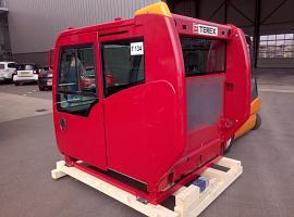 Terex-demag upper cab CC 3800