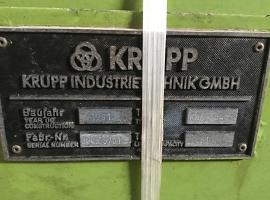 Krupp KMK 3045 upper cab