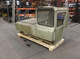 Faun RTF 30 lower cab
