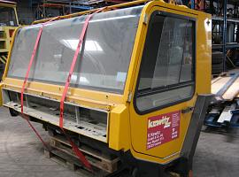Faun ATF model lower cab