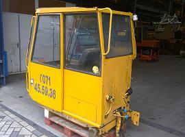 Liebherr LTM 1140 upper cab
