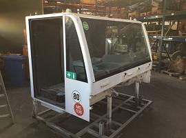 Demag AC100 lower cab