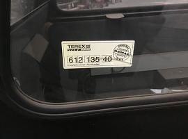 Demag AC upper cab