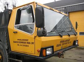 Krupp KMK 5100 lower cab