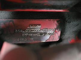 Mercedes OM 352