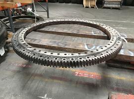 Slew ring PPM 600 ATT