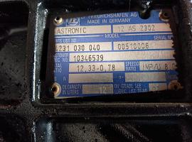 Astronic 12 AS 2302 for LTM 1055-3.2