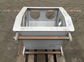 Liebherr LTM 1050-1 winch