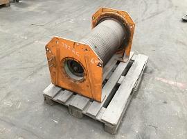 Faun RTF 50-4 winch
