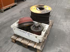 Liebherr LTM 1050-4 winch