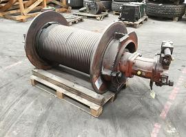 Krupp KMK 8350 winch